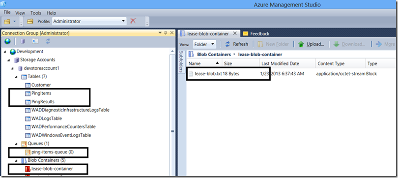 Building a Simple Task Scheduler in Windows Azure