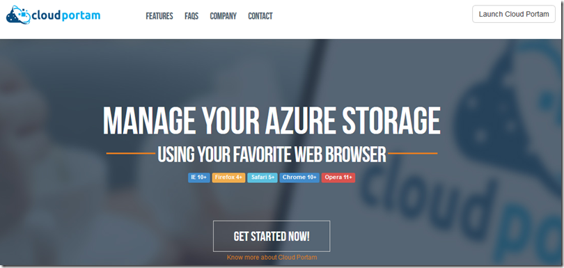 Announcing The Launch Of Cloud Portam – A Browser Based